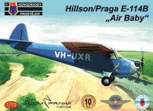 Hilson/Praga E-114B 'Air Baby'