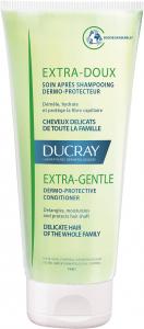 Ducray Extra-Delicato trattamento dermoprotettivo dopo shampoo capelli delicati di tutta la famiglia
