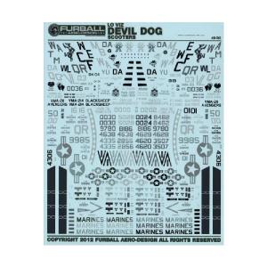 LO-VIZ DEVIL DOGS