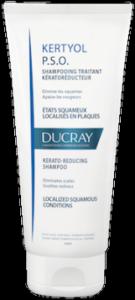 Ducray Kertyol P.S.O. shampoo trattante cheratoriduttore elimina le placche lenisce gli arrossamenti