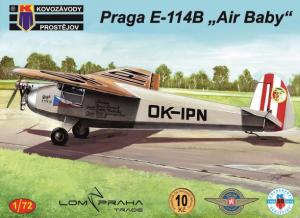 Praga E-114B 'Air Baby'