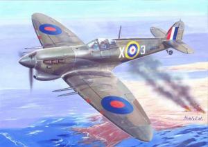 Spitfire Mk.Vc 'Four Barrels over Malta'