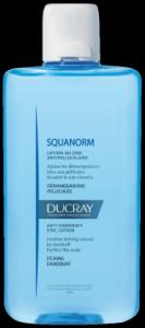 Ducray Squanorm Lozione allo Zinco antiforfora lenisce il prurito associato alla forfora