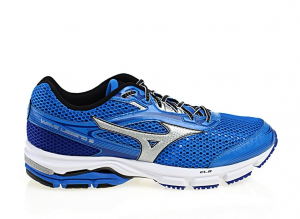 SCARPE MIZUNO WAVE LEGEND 3 J1GC151004 BLUE/BLACK/WHITE RUNNING