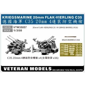 FLAK VIERLING C35