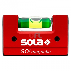 LIVELLA COMPATTA MAGNETICA 'GO MAGNETIC'