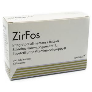 ZirFos Fermenti Lattici 12 bustine