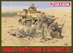 Afrika Korps Panzergrenadier (El Alamein 1942)