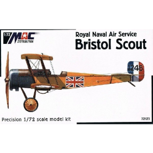BRISTOL SCOUT (ROYAL NAVAL AIR SERVICE)
