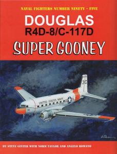 DOUGLAS R4D-8/C-117D SUPER GOONEY