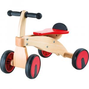 """""""Bolide rosso"""" Triciclo a 4 ruote"""