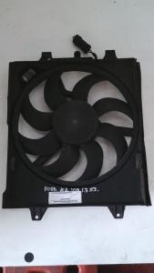 Convogliatore aria c/elettroventola c/sistema di A/C usato originale Ford Ka serie 2008> 1.3 TDCI
