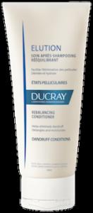 Ducray Elution Trattamento dopo shampoo facilita l'eliminazione della forfora Districa e idrata 200 ml
