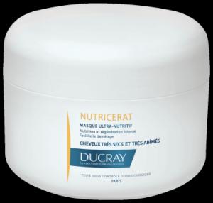 Ducray Nutricerat Maschera Nutritiva nutre e ristruttura  Districante capelli molto secchi fragili e rovinati