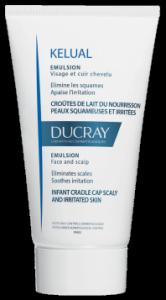 Ducray Kelual emulsione cheratoriddutrice viso e cuoio capelluto crosta lattea-pelle neonato-bambino