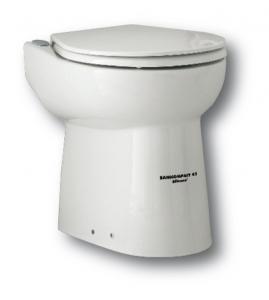 SANICOMPACT 43 SILENCE WC + LAVABO