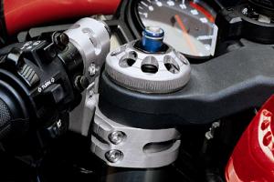 Ghiere Regolazione Carico Forcella Honda CBR 900RR