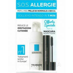 La Roche Posay SOS Allergie Toleriane Ultra Crema+ Mascara