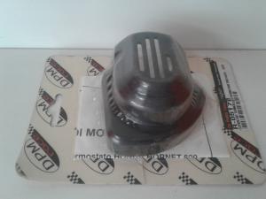 Coperchio termostato anodizzato nero Hornet 600