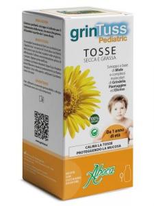Grintuss Pediatrico Aboca tosse secca e grassa sciroppo