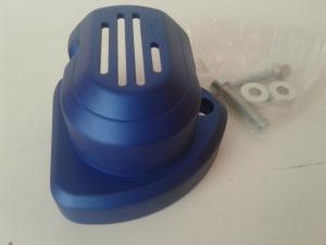 Coperchio Termostato Anodizzato Blu Hornet 600