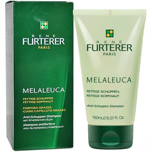 Rene Furterer Melaleuca Shampoo anti forfora grassa e cuoio capelluto grasso