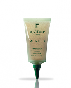Rene Furterer Melaleuca Gel Esfoliante anti forfora, forfora grave pre-shampoo