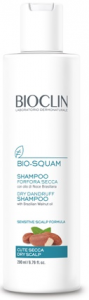 Bioclin Bio-Squam Shampoo Forfora Secca 200ml