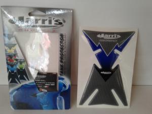 Proteggi Serbatoio Adesivo Universale Harris Performance colore Blu/Carbon Look