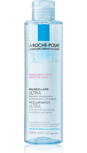 Acqua micellare Ultra per pelli reattive 200ml - La Roche-Posay