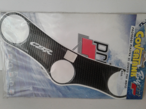 Protezione Piastra Adesiva Carbon Look CBR 900RR 2000/01