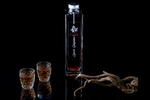 Liquore Genziana artigianale bottiglia da 0,50 lt