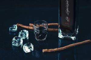 La Liquirizia liquore artigianale bottiglia da 0,50 lt