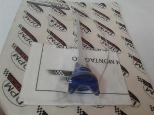 Tappo carico olio motore anodizzato argento,blu,nero con astina Hornet 600
