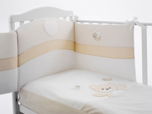 Piumone paracolpi coll. Baby Orsetto Baby expert