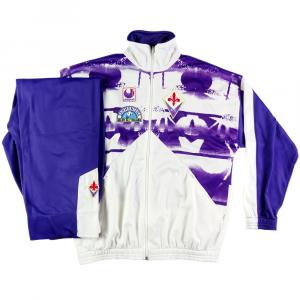 1994-95 Fiorentina Tuta Completa L