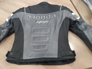 Giubbotto da Donna in pelle Honda Lifestyle by Suomy