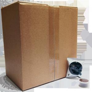 Qubik capsule Virgola Uno cartone da 100 pezzi da 7 g