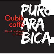 Qubik caffè Puro Arabica cartone da 150 cialde 7 gr ognuna
