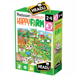 Montessori Happy Farm