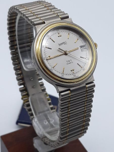 Orologio Uomo Eberhard THT in titanio e oro movimento al quarzo, vendita on line | OROLOGERIA BRUNI Imperia