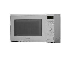 NN-GD462   FM COMBI 31LT INVERTER PANACRUNCH  SILVER