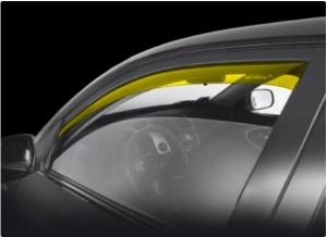 Deflettori anteriori Audi A1 2010 -> 3 porte