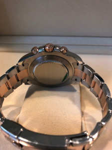 Orologio secondo polso Rolex Yachtmaster 2