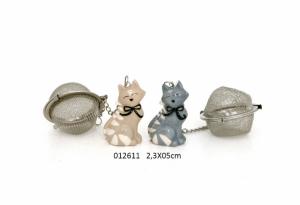 Gattino con filtro porta infusi (012611)