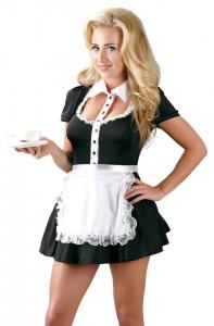 COTTELLI COLLECTION COSTUMES Set cameriera abbigliamento erotico donna tg S