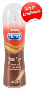 DUREX Lubrificante erotico per giochi sexy senza aroma 50 ml 5701092111449