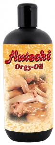 FLUTSCHI Olio per massaggi e giochi erotici sexy toys 500 ml made in DE