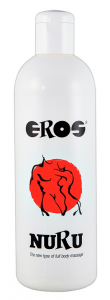 EROS Gel massaggio erotico per giochi sexy 1000 ml made in DE