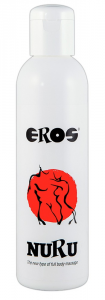 EROS Gel massaggio erotico per giochi sexy 500 ml made in DE